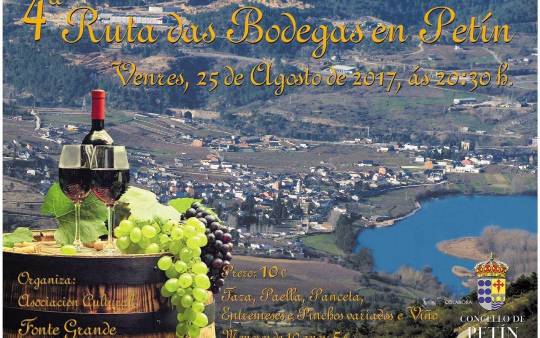 24 de Agosto , Ruta das Bodegas en Petin