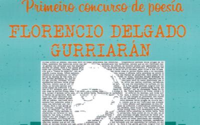 PRIMEIRO CONCURSO DE POESÍA FLORENCIO DELGADO GURRIARÁN