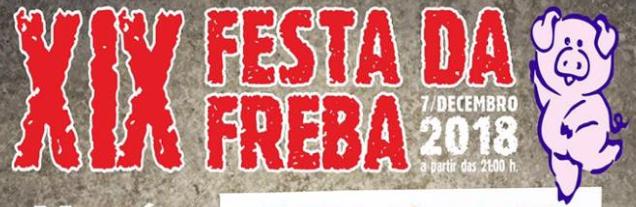 XIX FESTA DA FREBA
