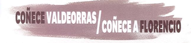 COÑECE VALDEORRAS / COÑECE A FLORENCIO